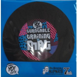 Dr. Suzuki - Turntable Training Mat 7 inch slipmat