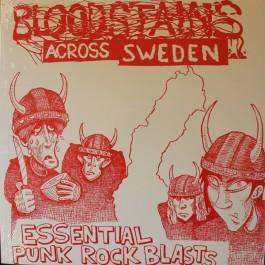 Various - Bloodstains Across Sweden: The Viking Regional