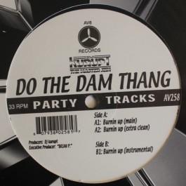Dj Kurupt - Do The Dam Thang