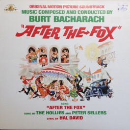 Burt Bacharach - After The Fox (Original Motion Picture Soundtrack)