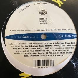 Suburban Funk Society - I'll Find You