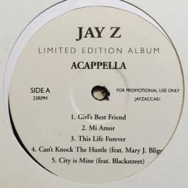 Jay-Z - Accapella