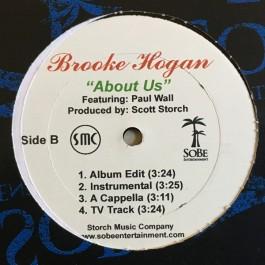 Brooke Hogan - About Us