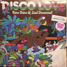 Various - Disco Love (Rare Disco & Soul Uncovered)