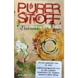 DJ Aser - Purer Stoff - Ungestreckte Hits Vol. 1