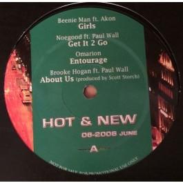 Various - Hot & New 06-2006 June