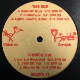 Various - Chicken Scratch Volume 11