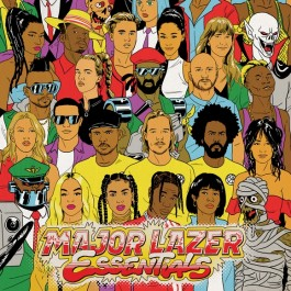 Major Lazer - Essentials