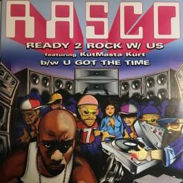 Rasco - Ready 2 Rock With Us / U Got The Time