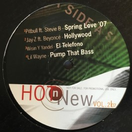 Various - Hot N New Volume 2/07