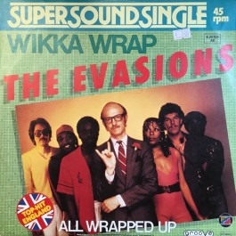 The Evasions - Wikka Wrap / All Wrapped Up