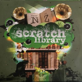 DJ Crates - Scratch Library (From N To Z)