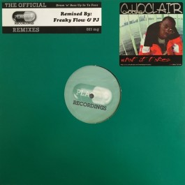 Choclair - What It Takes - The Official Remixes