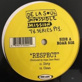 De La Soul - Respect / You Got It