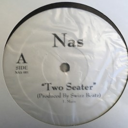 Nas - Two Seater / We March As Millions