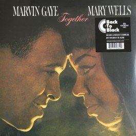 Marvin Gaye With Mary Wells - Together