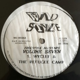 Various - Freestyle Allstars - Volume Seven