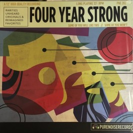 Four Year Strong - Some Of You Will Like This // Some Of You Won't