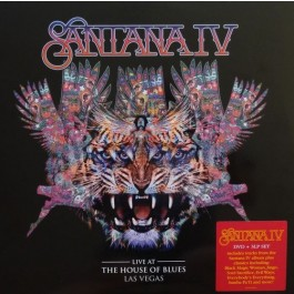 Santana - Santana IV Live At The House Of Blues Las Vegas