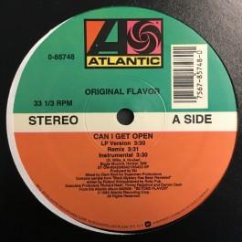 Original Flavor - Can I Get Open / Hit