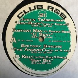 Various - Club R&B 21