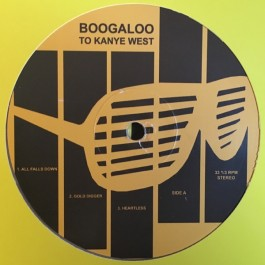 Kanye West - Boogaloo To Kanye West