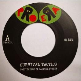 Joey Bada$$ - Survival Tactics Feat. Capital Steeze / Righteous Minds