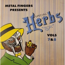 Metal Fingers - Special Herbs Vols 7 & 8