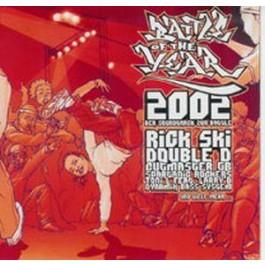 V.A. - Battle of the Year 2002 Soundtrack