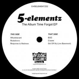 5 Elementz - The Album Time Forgot EP