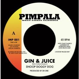 Snoop Dogg / DJ Quik - Gin & Juice / Jus Lyke Compton