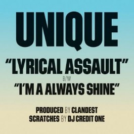 Unique - Lyrical Assault