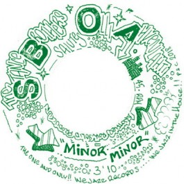 Olli Ahvenlahti & The Stance Brothers - Minor Minor
