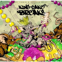 DJ Yamin - King Cake Breaks Vol. 1
