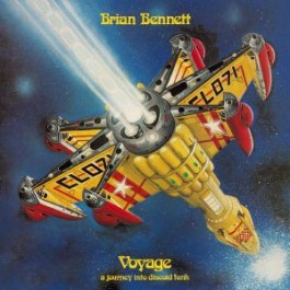 Brian Bennett - Voyage (A Journey Into Discoid Funk)
