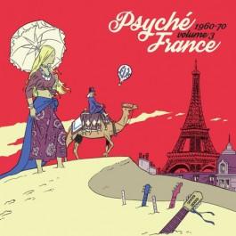 Various - Psyché France 1960-70 Volume 3