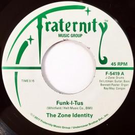 The Zone Identity - Funk-I-Tus