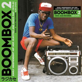 Various - Boombox 2 (Early Independent Hip Hop, Electro And Disco Rap 1979-83)