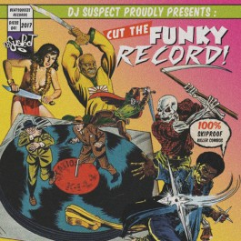 DJ Suspect - Cut The Funky Records