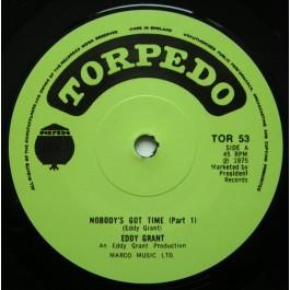 Eddy Grant - Nobody's Got Time