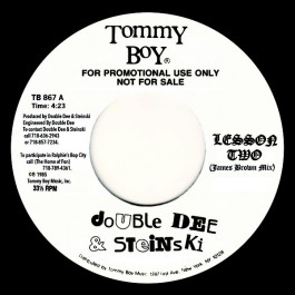 Double Dee & Steinski - Lessons 2 & 3