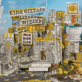 King Gizzard And The Lizard Wizard, Mild High Club - Sketches Of Brunswick East