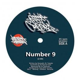 Inna Attic Crookz - Number 9