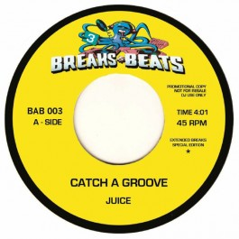 Juice / Fuzzy Haskins - Catch A Groove / The Fuz And Da Boog