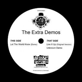 Mr. Voodoo - The Extra Demos