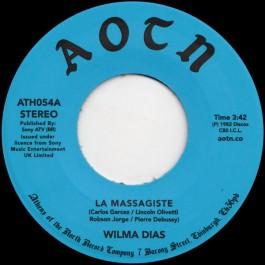 Wilma Dias - La Massagiste