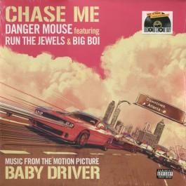 Danger Mouse + Run The Jewls + Big Boi - Chase Me