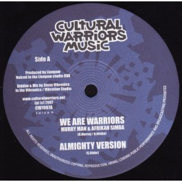 Murray Man - We Are Warriors / Free Your Heart