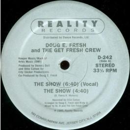 Doug E. Fresh And The Get Fresh Crew / Doug E. Fresh & M. C. Ricky D - The Show / La-Di-Da-Di