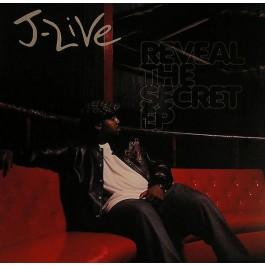 J-Live - Reveal The Secret EP
